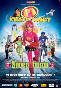 Mega Mindy Snoepbaron